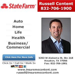 Russell Content - State Farm Insurance Agent Listing Image