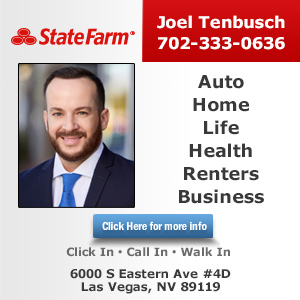 Joel Tenbusch - State Farm Insurance Agent Listing Image